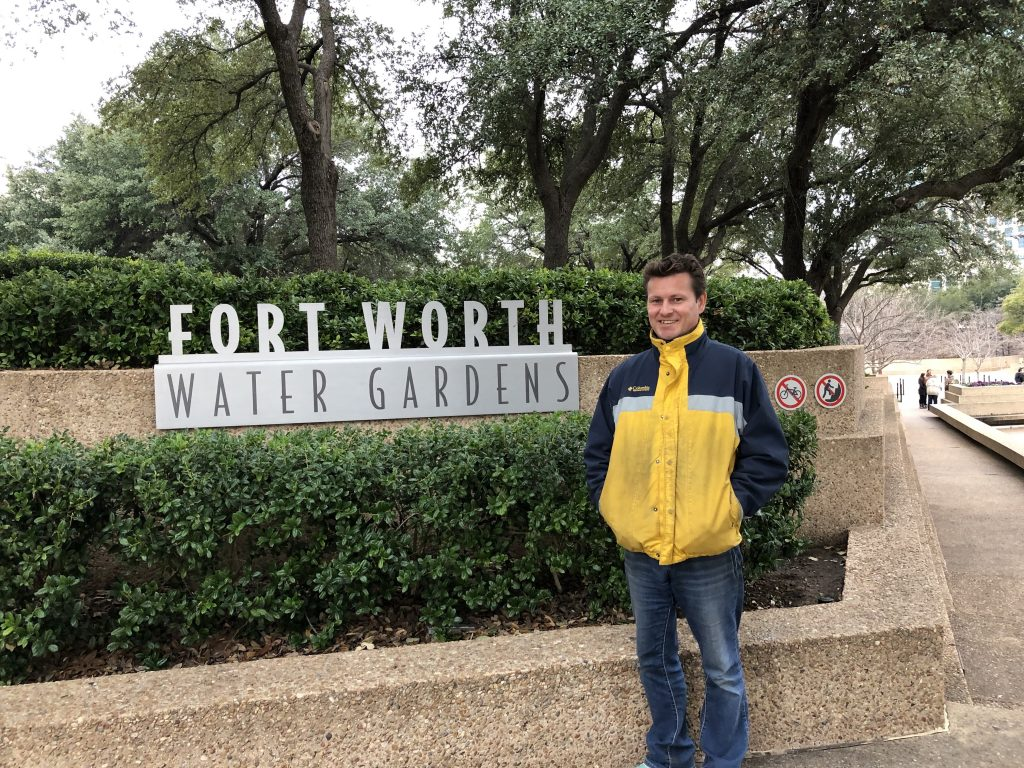 Ft. Worth Water Gardens
