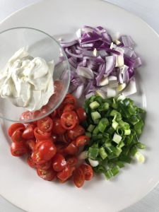 Ingredients for Tatchos