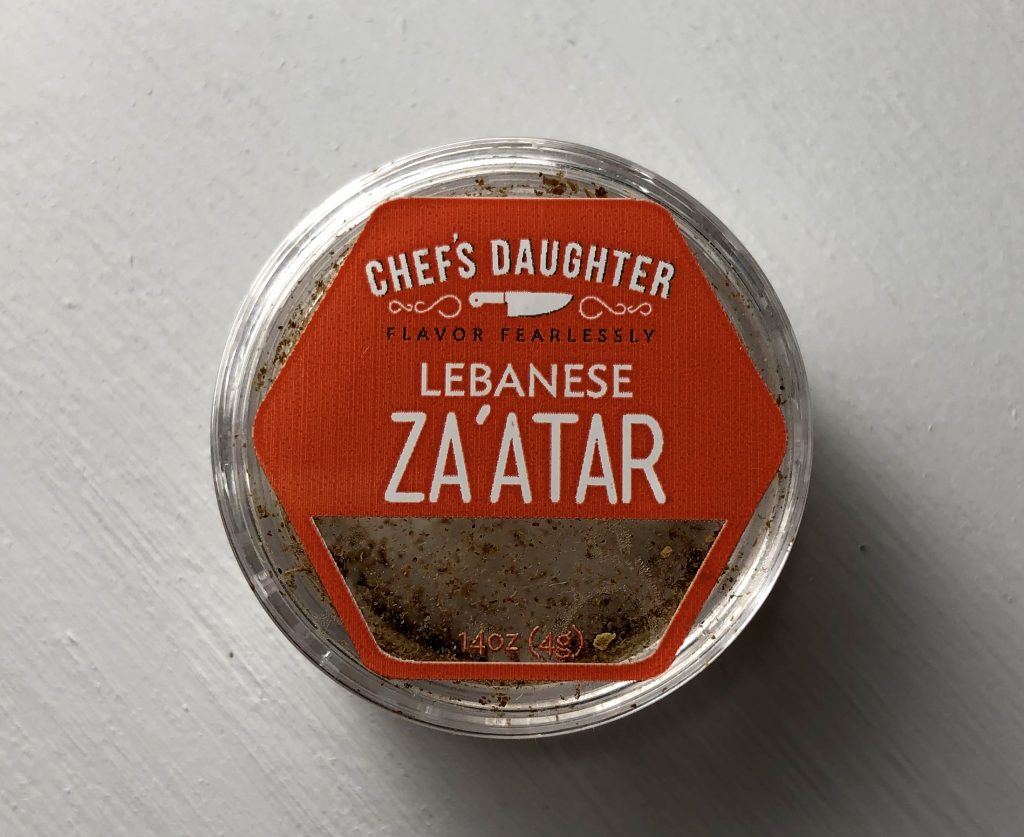 Chef's Daughter Lebanese Za'atar