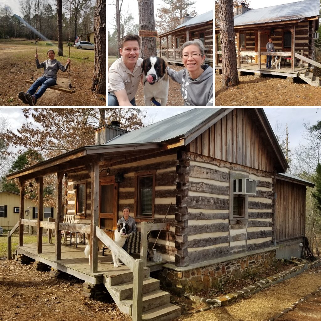 Coyote Creek Cabin Lindale