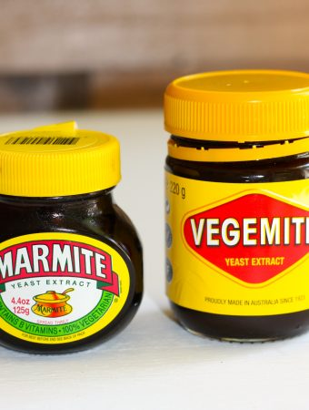 Marmite and Vegemite