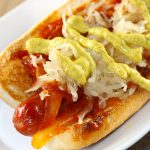 New York Style Hot Dog