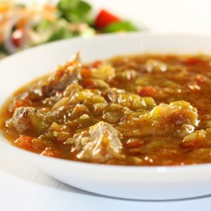 Colorado Green Chili