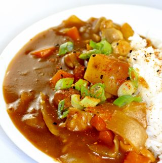 Vermont Curry With Chicken