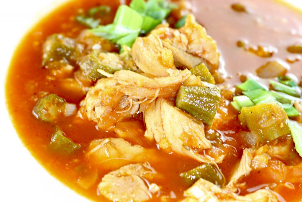 West African Soupe Gumbo