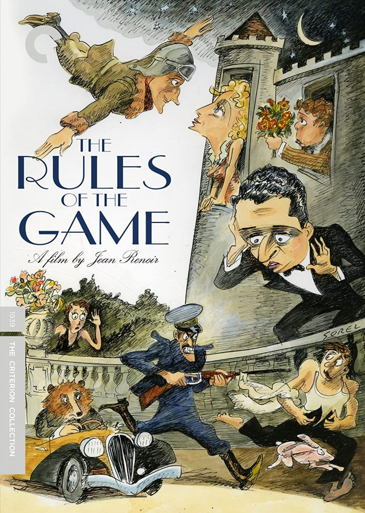 The Rules of the Game DVD Cover