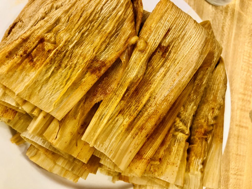 Mississippi Hot Tamales