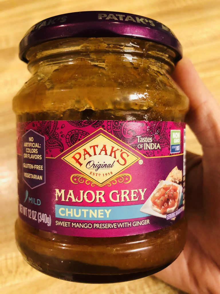 Patak's Major Grey Chutney
